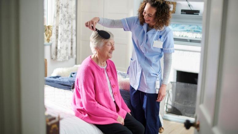 Opiekunka w pracy w Niemczech Slowo Seniora